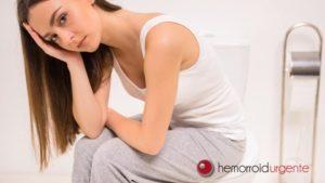 Hemorroida sangrando: devo me  preocupar?