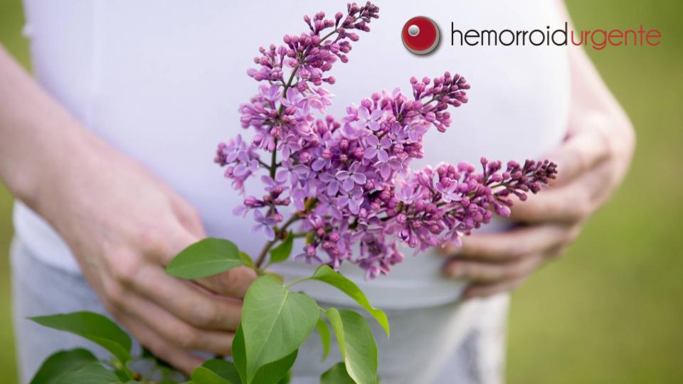 Quem tem hemorroida pode ter parto normal?