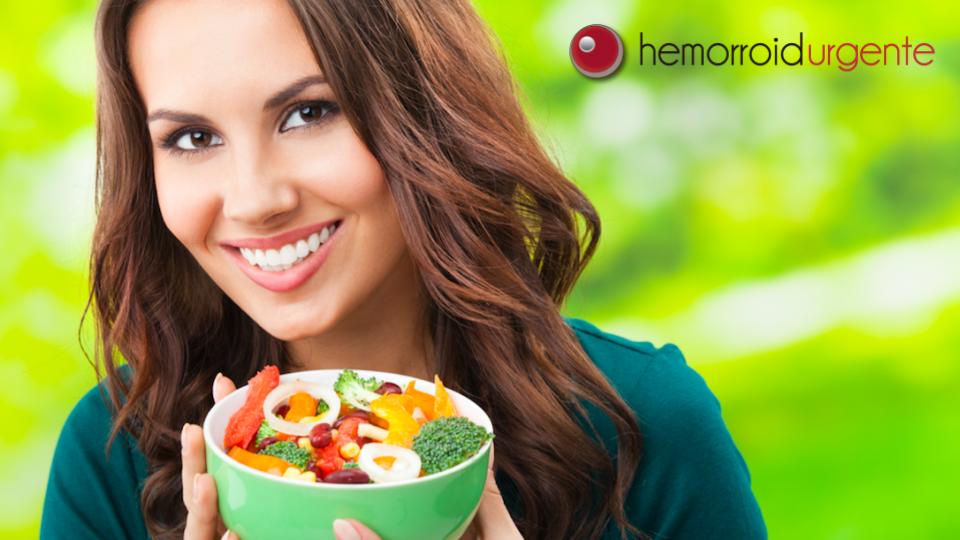 Como a alimentação reflete na saúde do intestino grosso