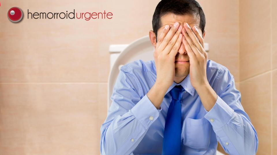 Hemorroida dói? O que sente quem sofre disso