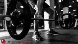 Exercícios físicos podem causar hemorroida?